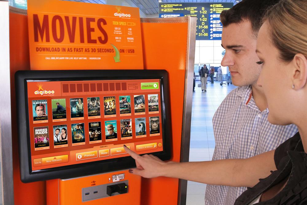 rent movies