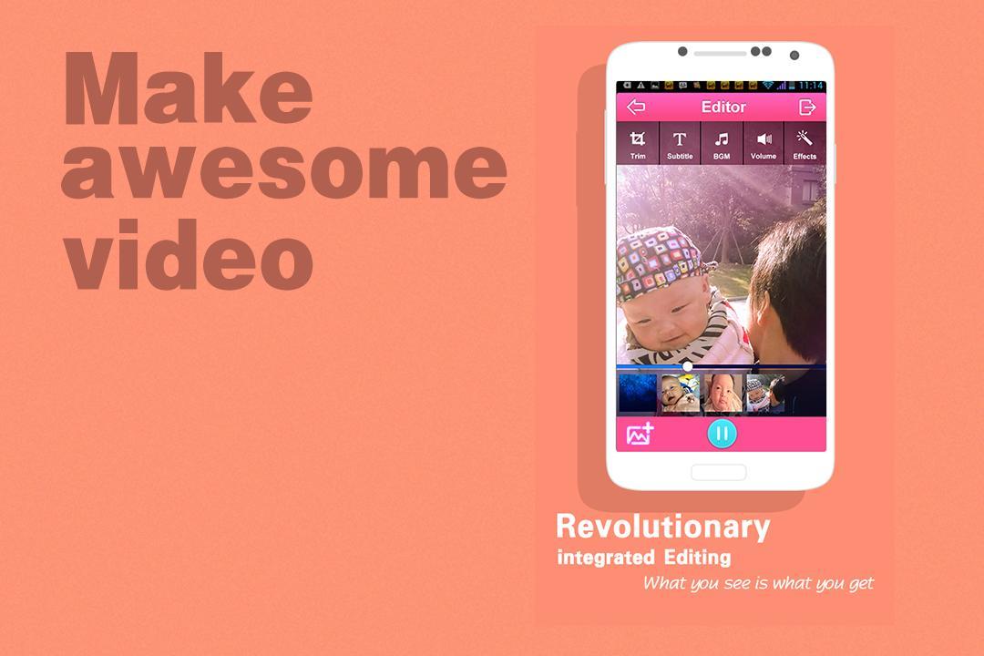 free VideoShow app
