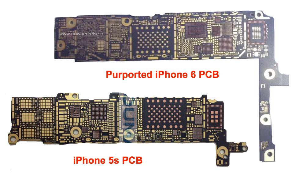 iPhone 6 PCB