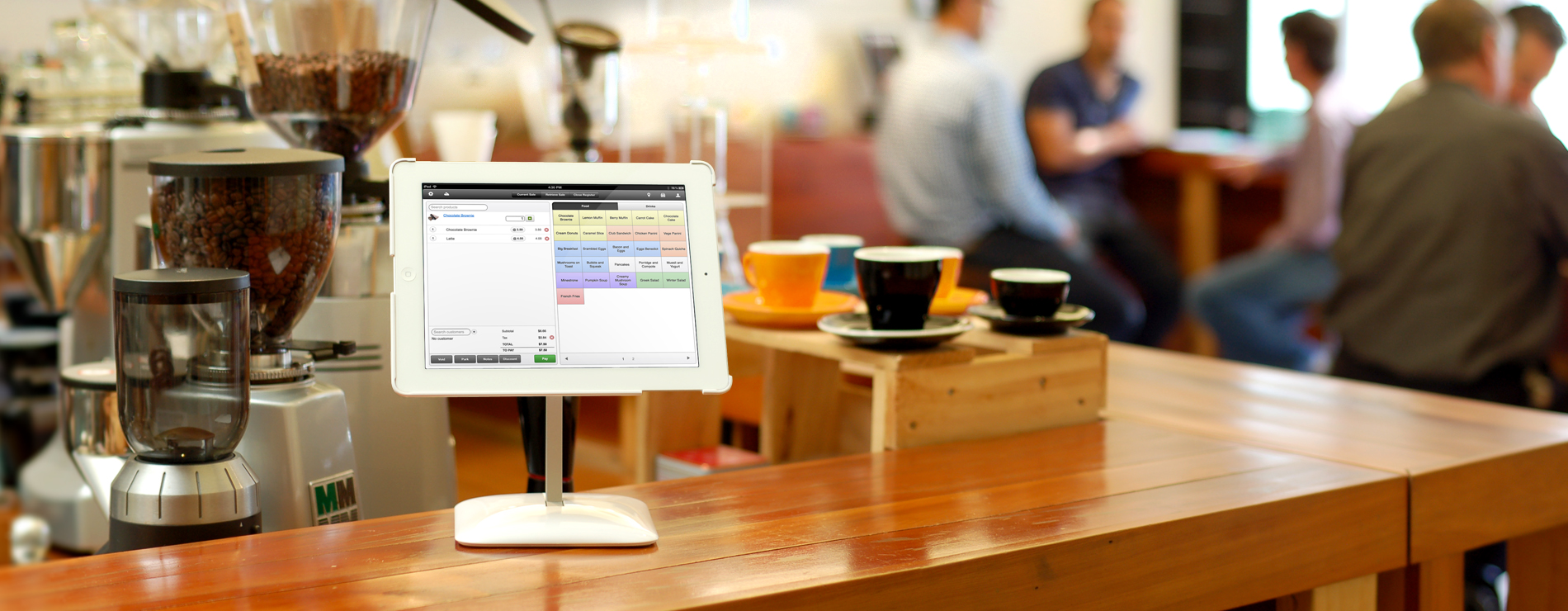 The iPad As A Point Of Sale System