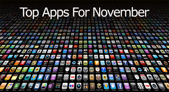 top-apps-november