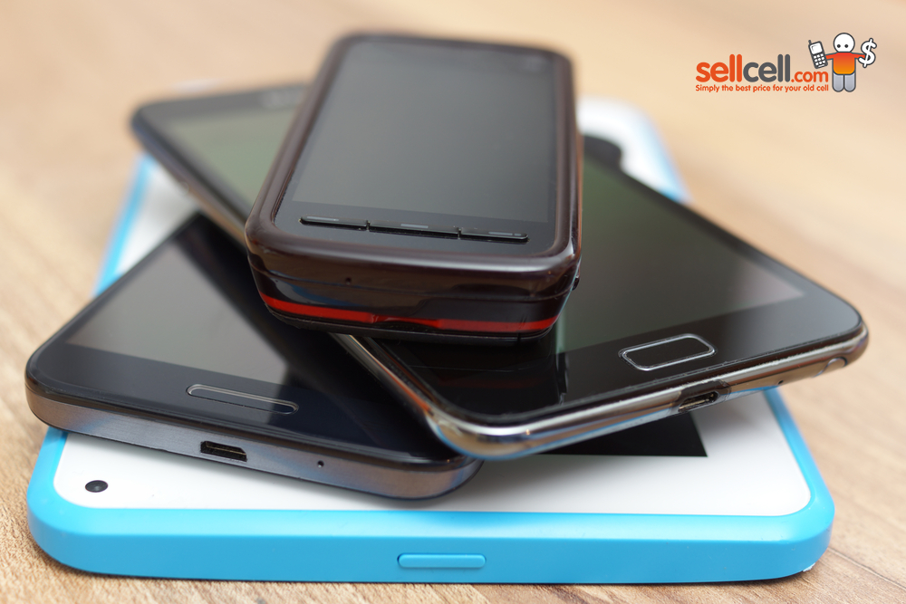 10 Reasons You Should Trade-in Your Cell Phones