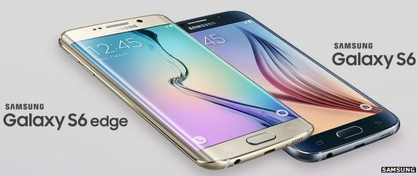 Samsung Galaxy S6: Two New Flagship Phones Unveiled