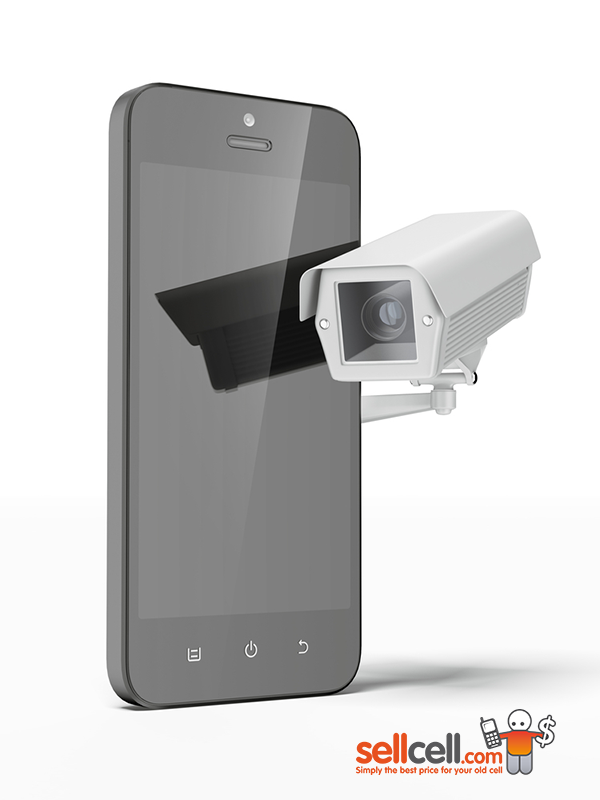 Use your phone as a home security camera
