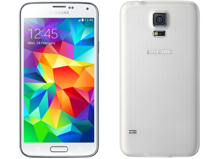 Trade-In Stats for the Galaxy S5