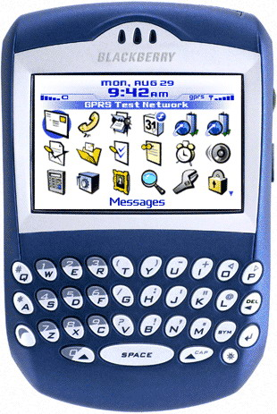 BlackBerry Quark 6230