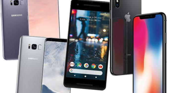 top mobile phone deals 2018