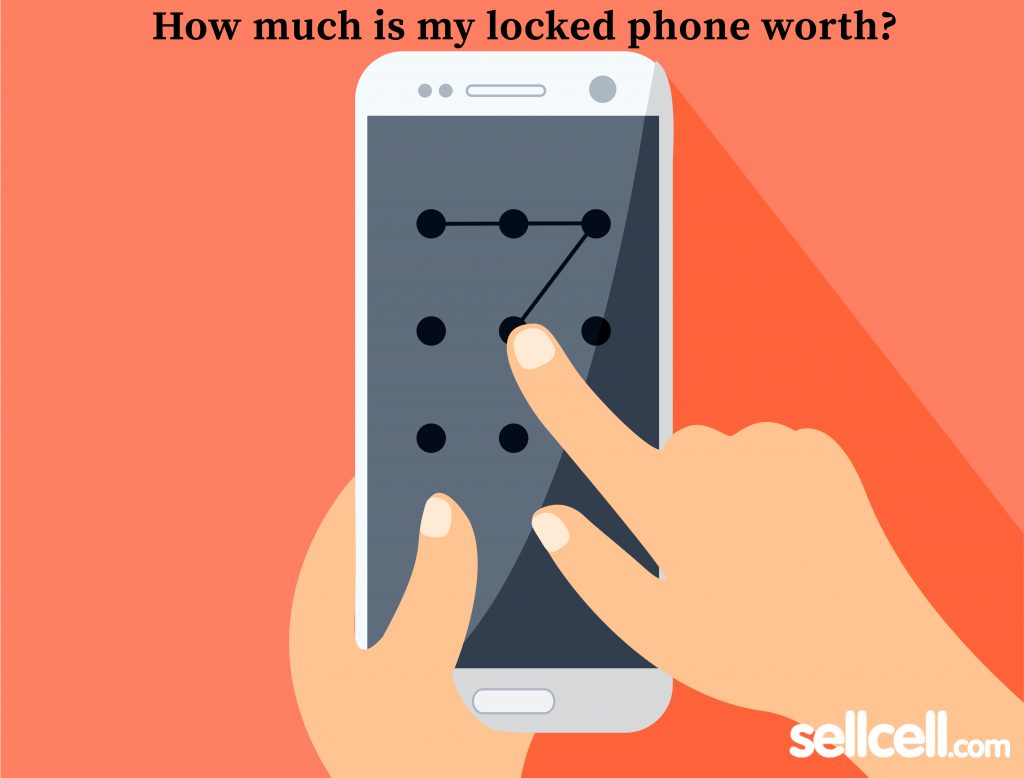 How much is my locked phone worth?