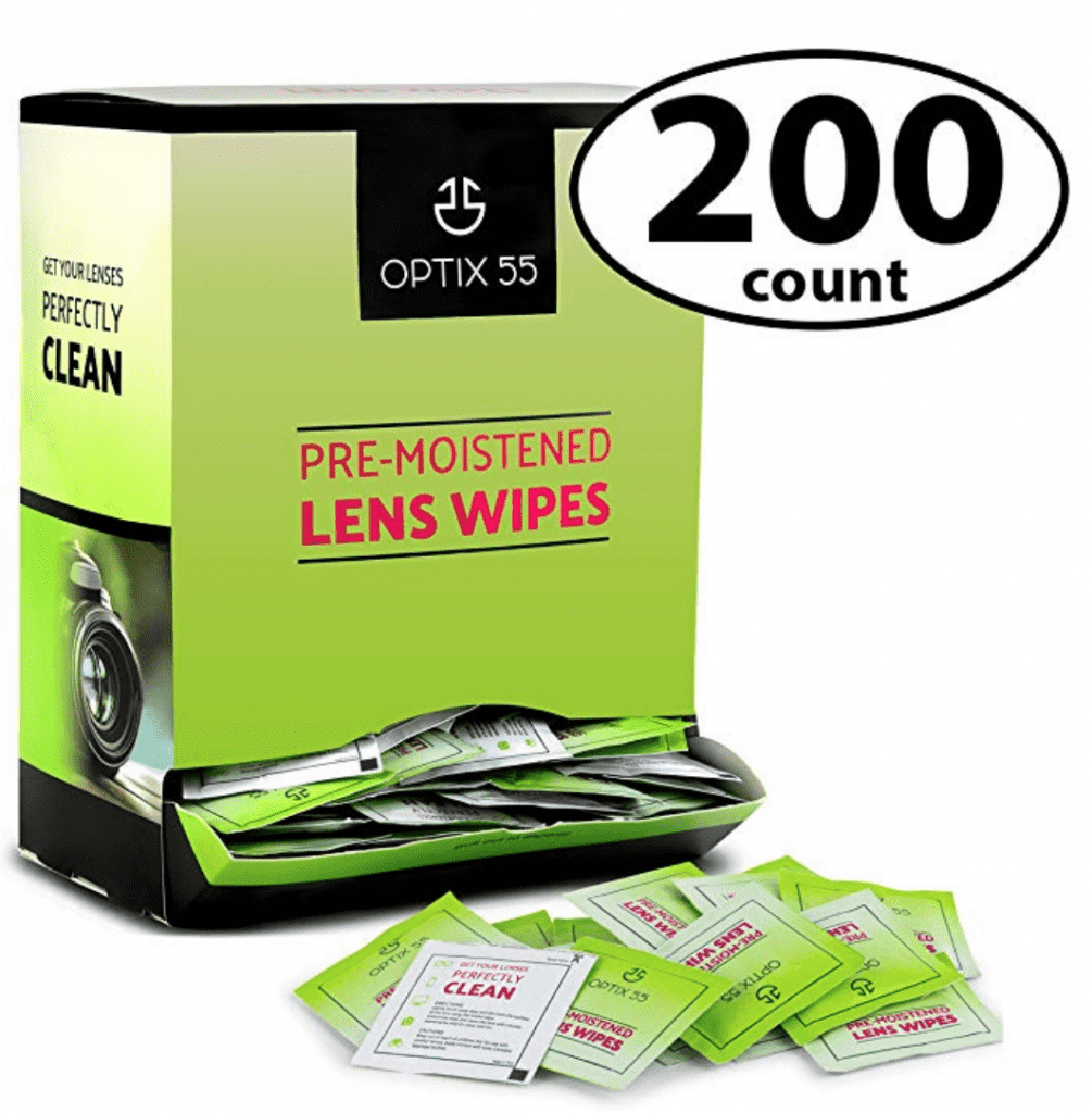 Optix Lens Wipes