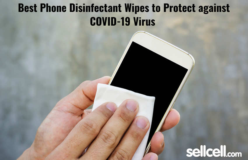 Best Phone Disinfectant Wipes