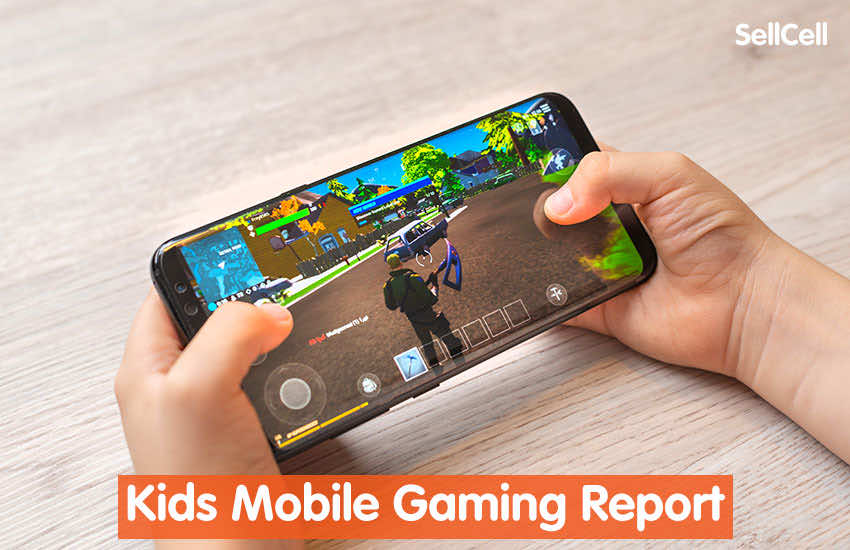 Kids Mobile Gaming Report
