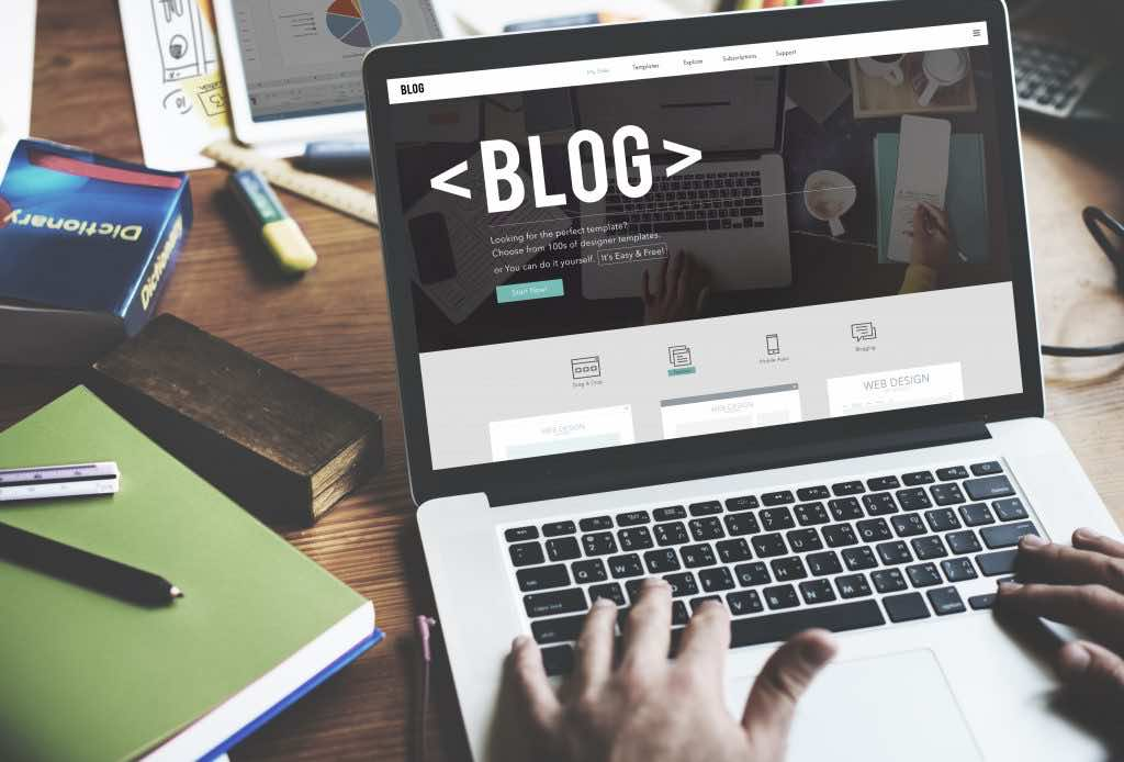 Become a blogger