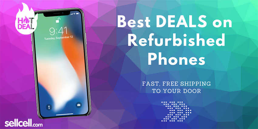 Best deals on refurbished phones