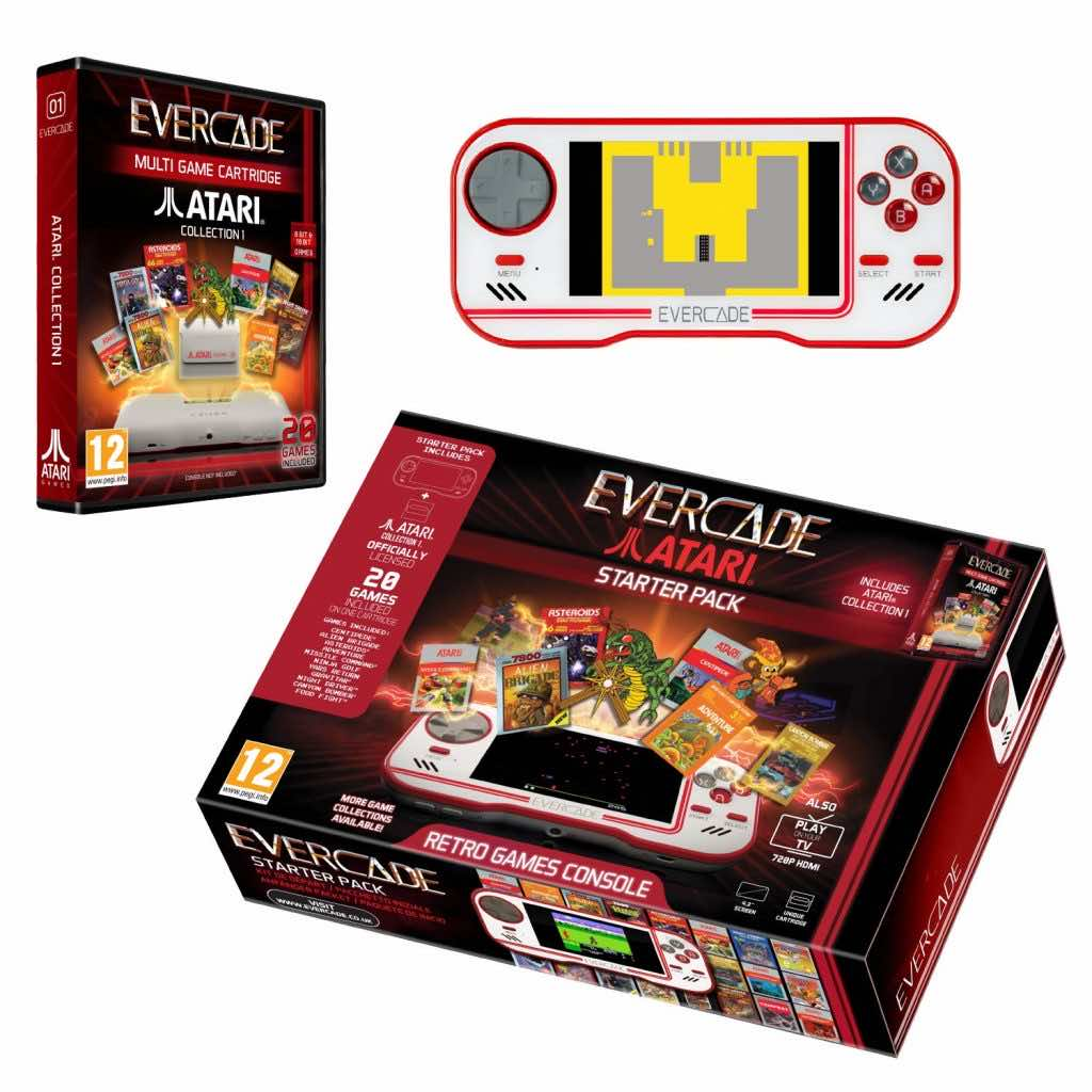 Evercade Games Console