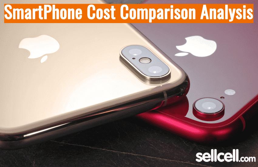 Smartphone Cost Comparison