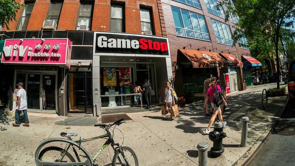 gamestop store in new york