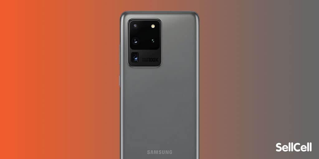 Refurbished Samsung Galaxy S20