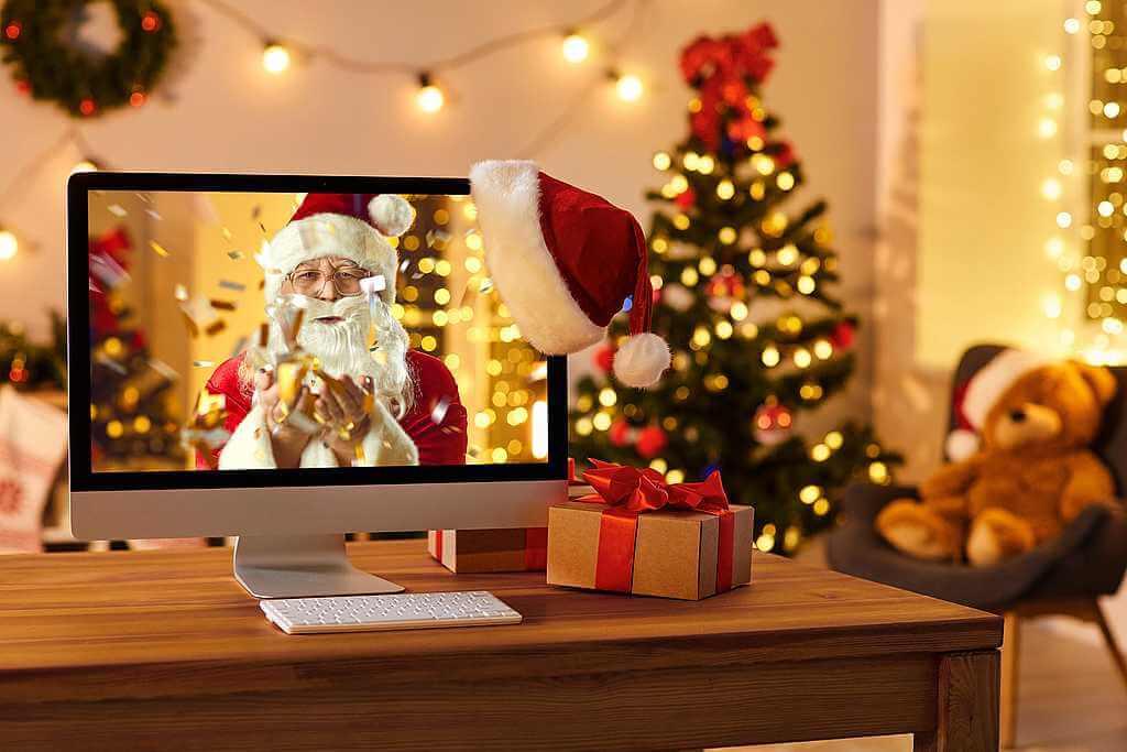 zoom secret santa