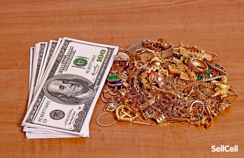 Sell Old Jewelry to Make Money