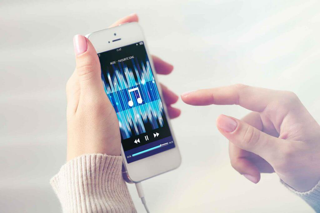 Use Your Smartphone as a Music Player