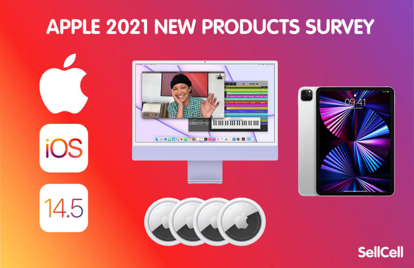 Apple 2021 New Products Survey