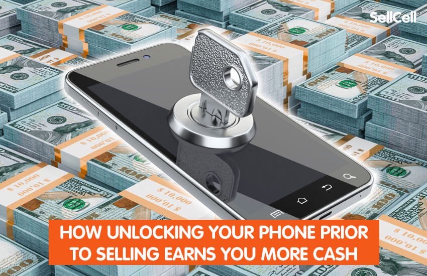 How Unlocking Your Phone Prior To Selling Earns You More Cash