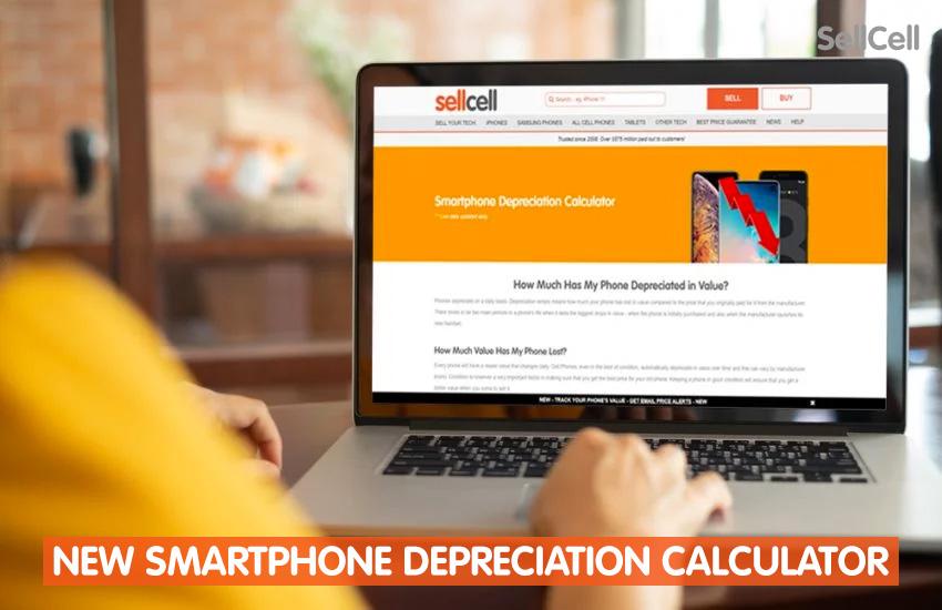 New Smartphone Depreciation Calculator